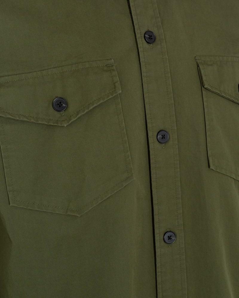 Minimum Minimum Tobi 8008 Shirt Dark Olive