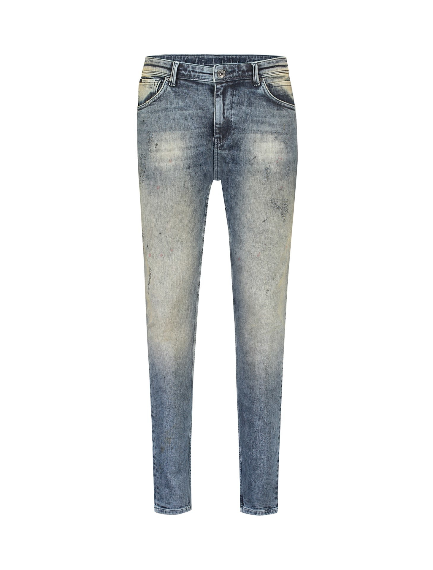 Purewhite Pure White The Dylan W0738 Jeans Green Blue
