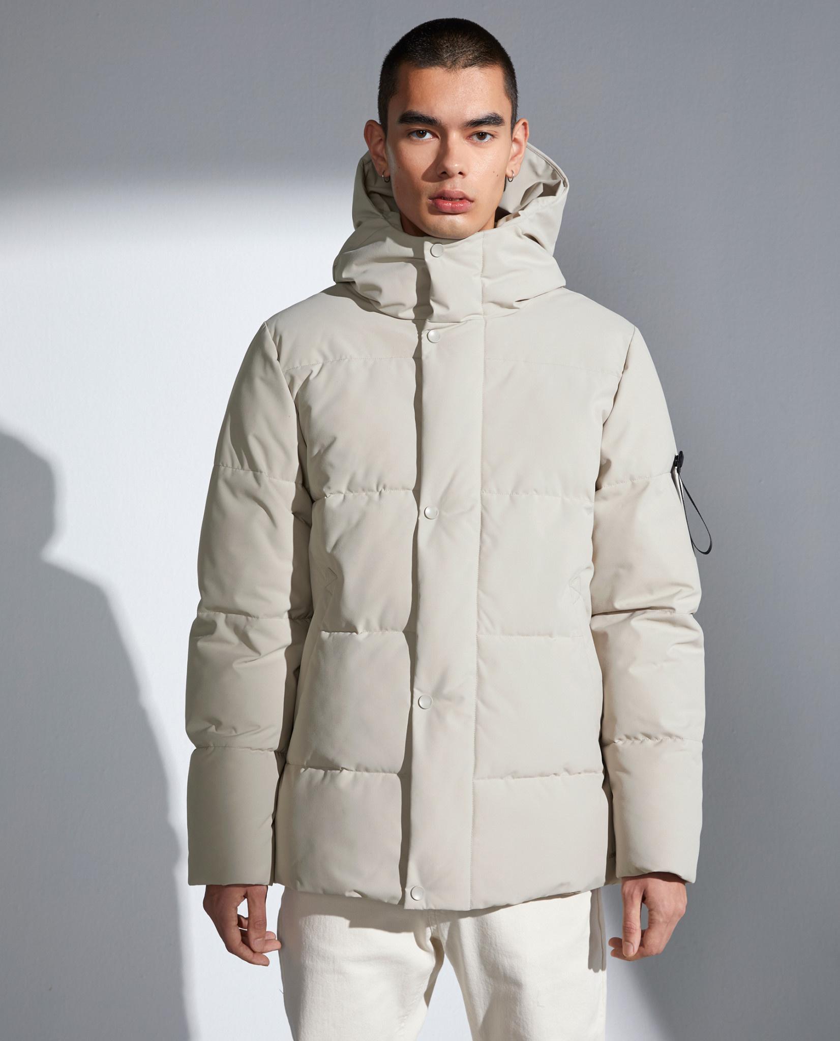Elvine Elvine Bror Jacket Oyster White