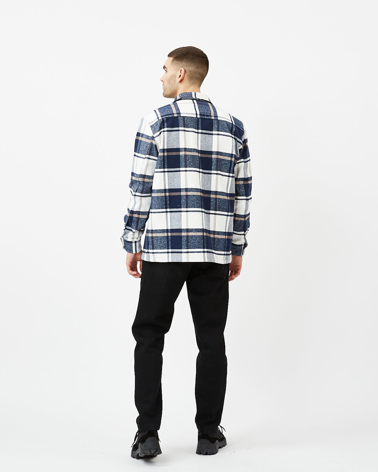 Minimum Minimum Doppy 9145 Overshirt Broken White