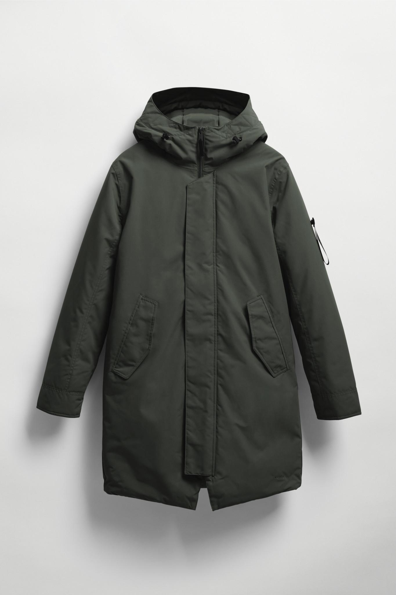 Elvine Elvine Gunter Jacket Darkest Green