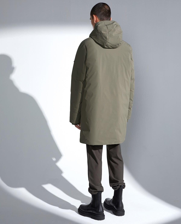 Elvine Elvine Fidel Jacket Castor Green