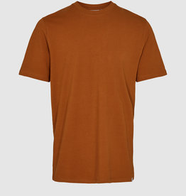 Minimum Minimum Sims Tee 2088 Glazed Ginger Brown