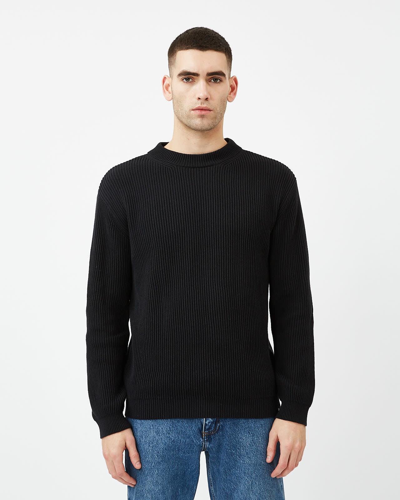 Minimum Minimum Forta 9104 Knit Black