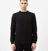 Minimum Minimum Benner Jumper 9155 Knit Melange Black Grey