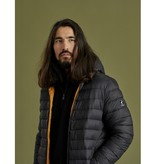 Fat Moose Fat Moose Shane Quilted Jacket Black