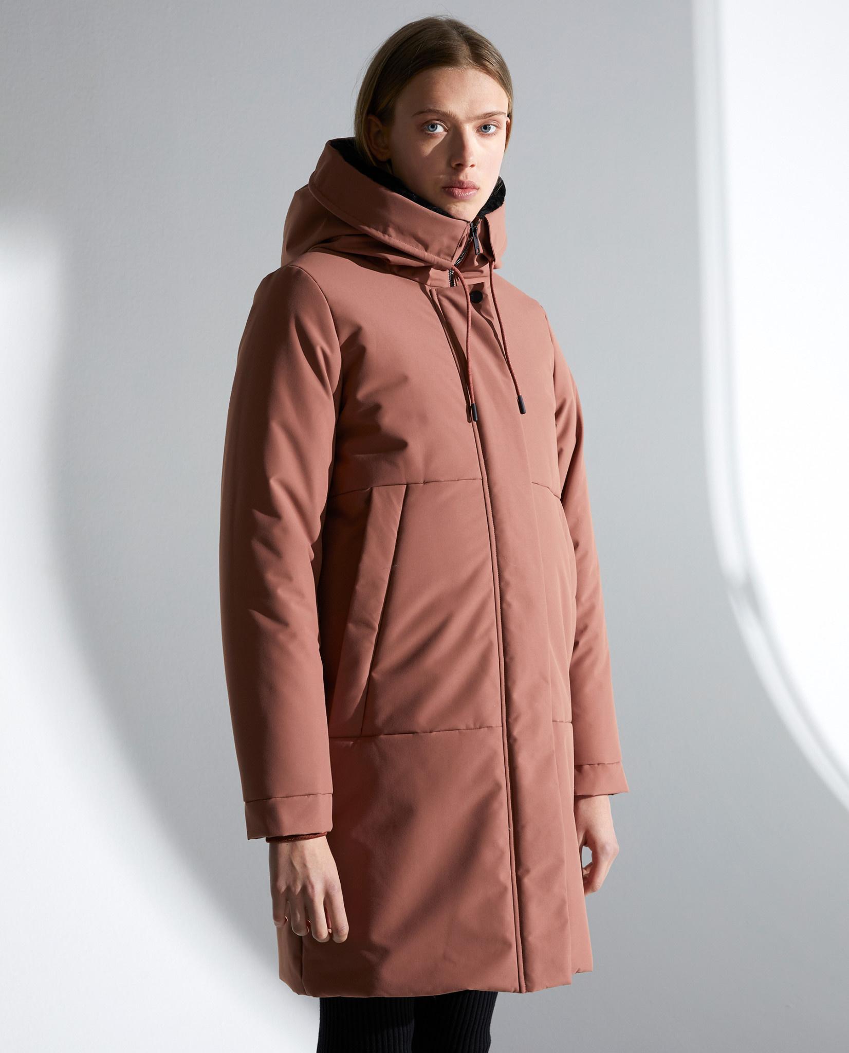 Elvine Elvine Tiril Jacket Copper Bench Red