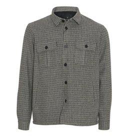 Clean Cut Clean Cut Ted Overshirt Black/Army Green