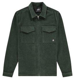 Kultivate Kultivate Bark Overshirt Thyme Green