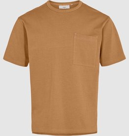 Minimum Minimum 9220 Pocka Tee Otter Brown