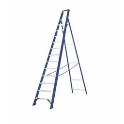 Das Ladders Das Hercules blue Aluminium-Stehleiter 12 Stufen