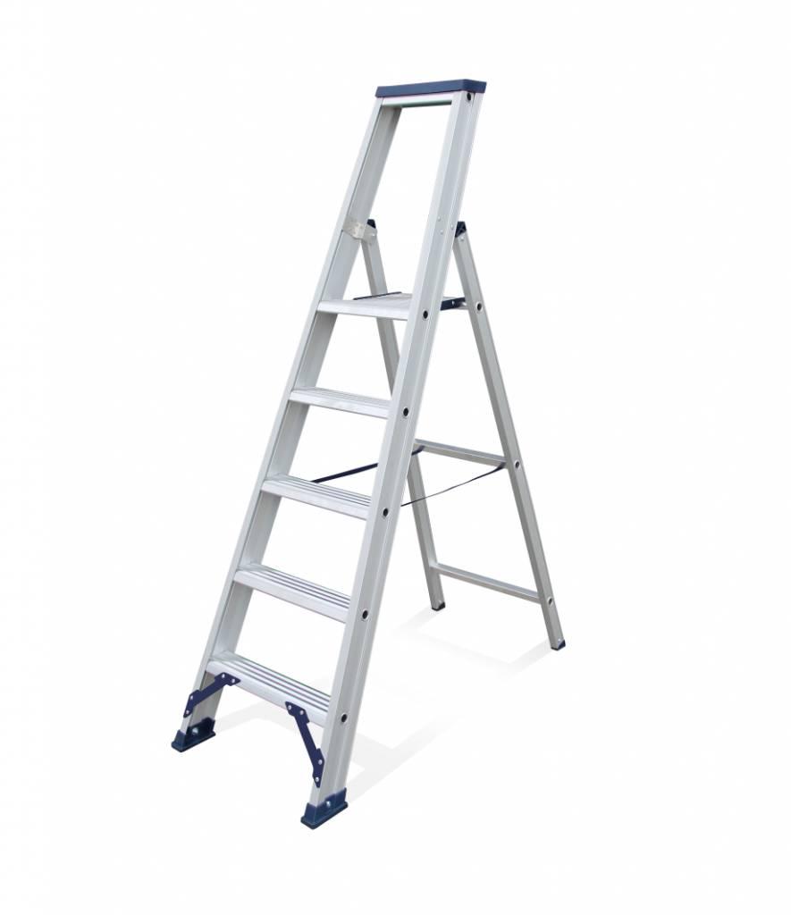 Das Ladders Das Hercules ano trapladder 1 x 5 treden