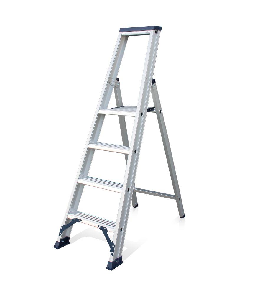 Das Ladders Das Hercules ano trapladder 1 x 4 treden