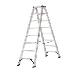 Das Ladders Das Hercules ano Stehleiter beidseitig begehbar 2 x 8 Sprossen
