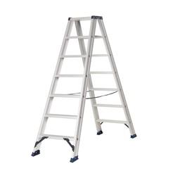 Das Ladders Das Hercules ano dubbele trap 2 x 7 treden