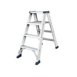 Das Ladders Das Hercules ano Stehleiter beidseitig begehbar 2 x 4 Sprossen