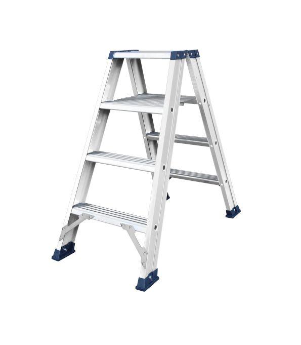 Das Ladders Das Hercules ano dubbele trap 2 x 4 treden