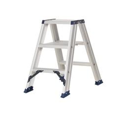 Das Ladders Das Hercules ano Stehleiter beidseitig begehbar 2 x 3 Sprossen