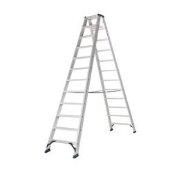 Das Ladders Das Hercules ano Stehleiter beidseitig begehbar 2 x 12 Sprossen