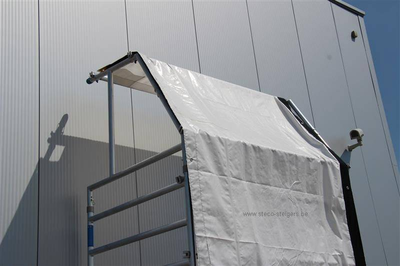 ASC Zeilframe steiger 135 cm