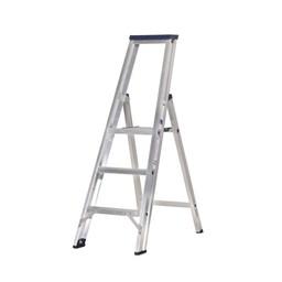 Das Ladders Das Premium Stufen-Stehleiter 3 Stufen