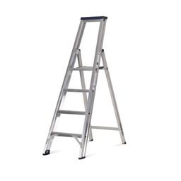 Das Ladders Das Premium Stufen-Stehleiter 4 Stufen