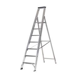 Das Ladders Das Premium Stufen-Stehleiter 6 Stufen