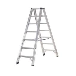 Das Ladders Das Premium dubbele trap 7 treden