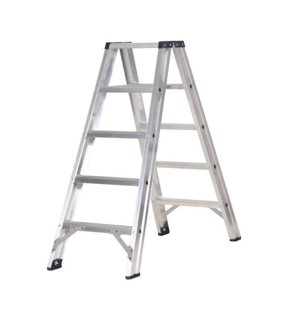 Das Ladders Das Premium dubbele trap 5 treden