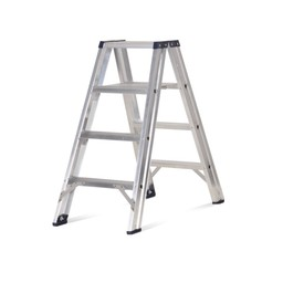 Das Ladders Das Premium dubbele trap 4 treden