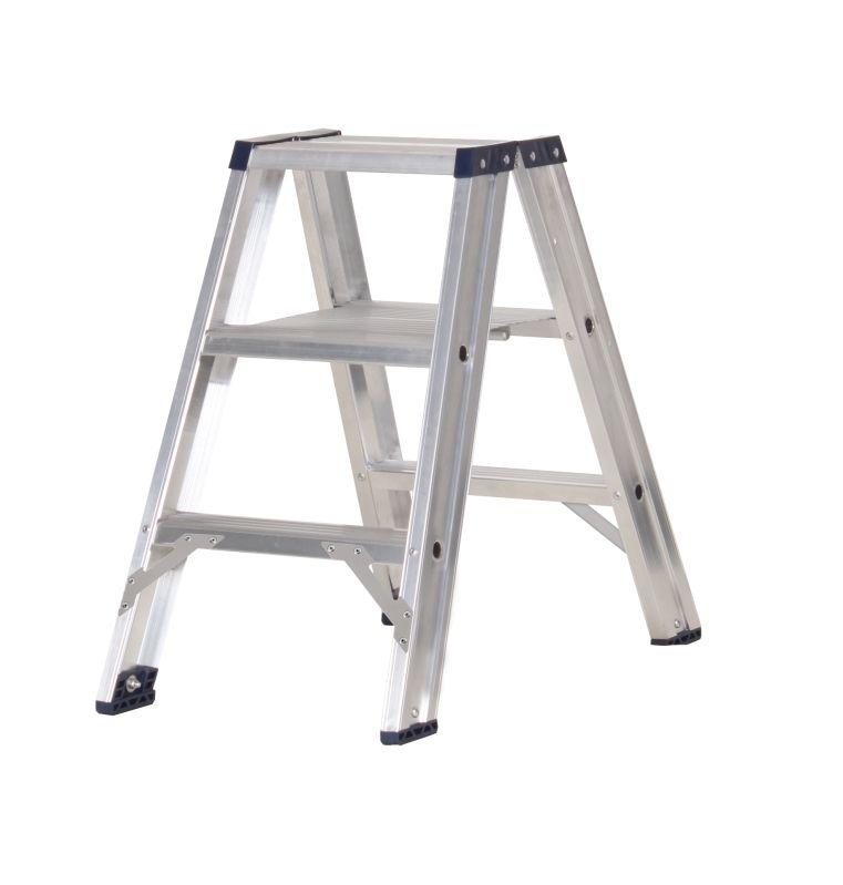 Das Ladders Das Premium dubbele trap 3 treden