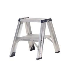 Das Ladders Das Premium dubbele trap 2 treden
