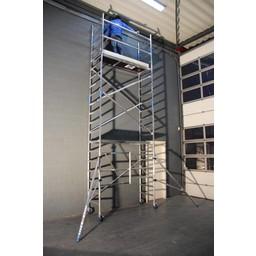 Alumexx Basic-Line kamersteiger werkhoogte 7 m