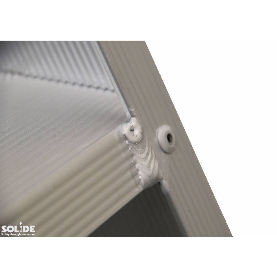 Solide Solide dubbele trap 2 x 2 treden DT02