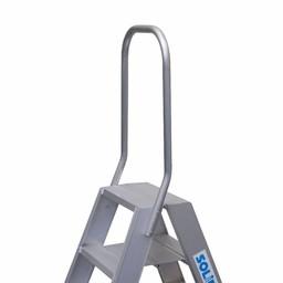 Solide Fester Bügel für Solide Stufen-Doppelleiter
