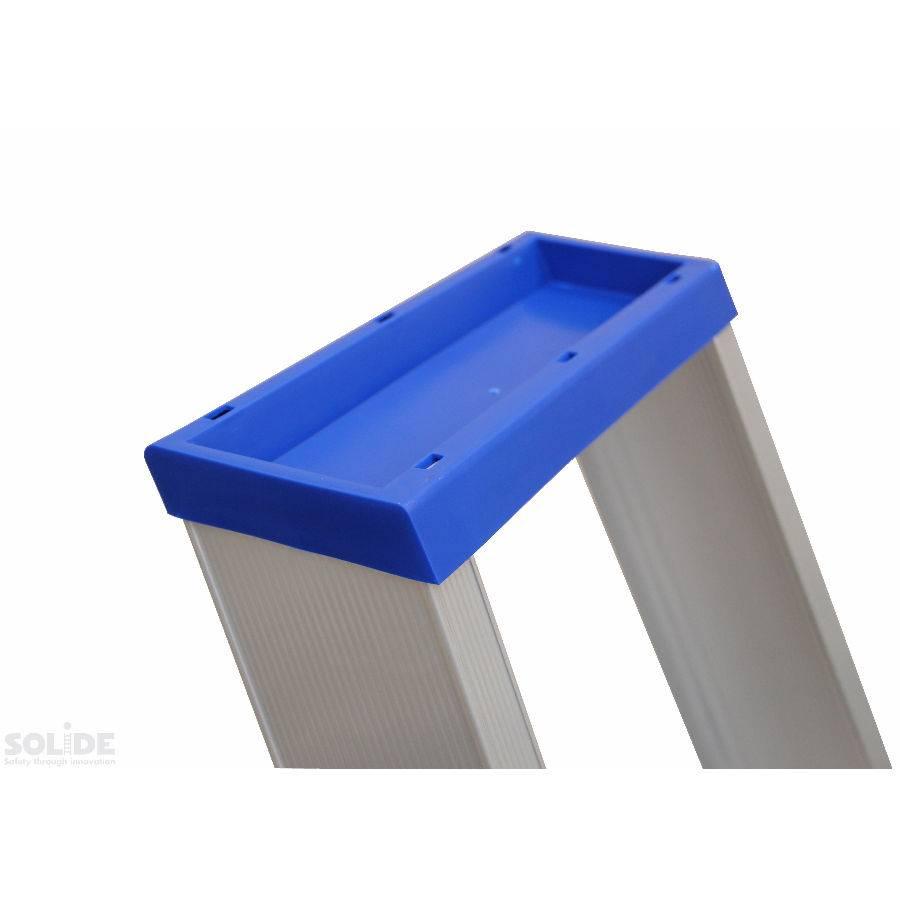Solide Solide Stufen-Stehleiter 6 Stufen PT06