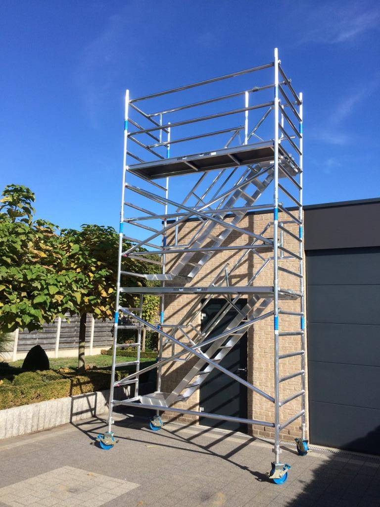 ASC Trappentoren 135 x 250 x 6 m werkhoogte
