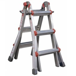 Little Giant Altrex Little Giant telescopische vouwladder 4x3