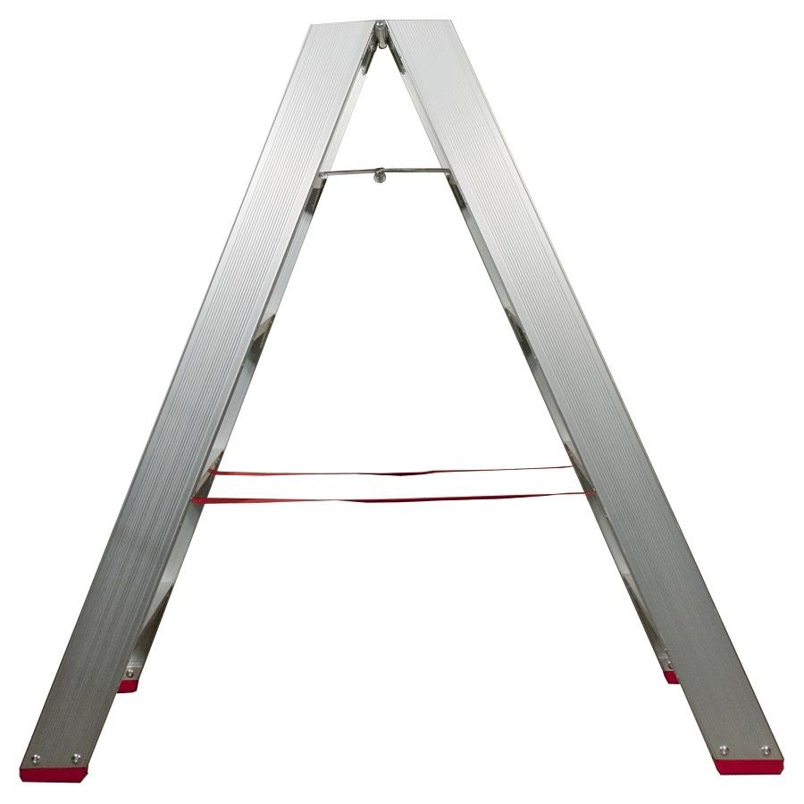 Little Jumbo Little Jumbo SuperPRO Stufen-Doppelleiter 2x5 Sprossen