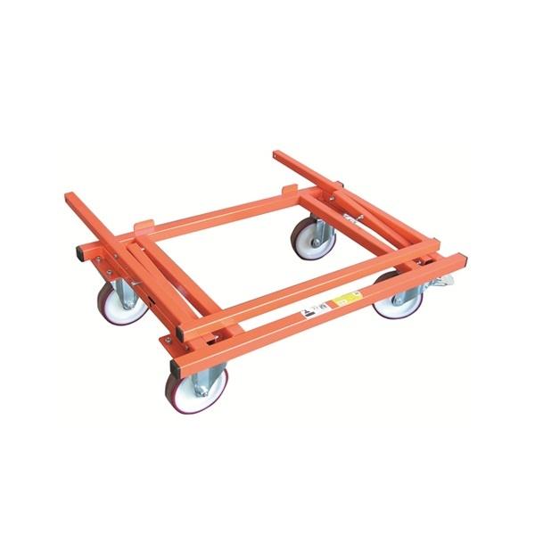 Mondelin Mondelin platenkar met 4 wielen inklapbaar