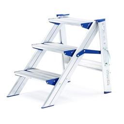 Little Jumbo Klapptreppe Apo Jumbo 3 Stufen zusammenklappbar