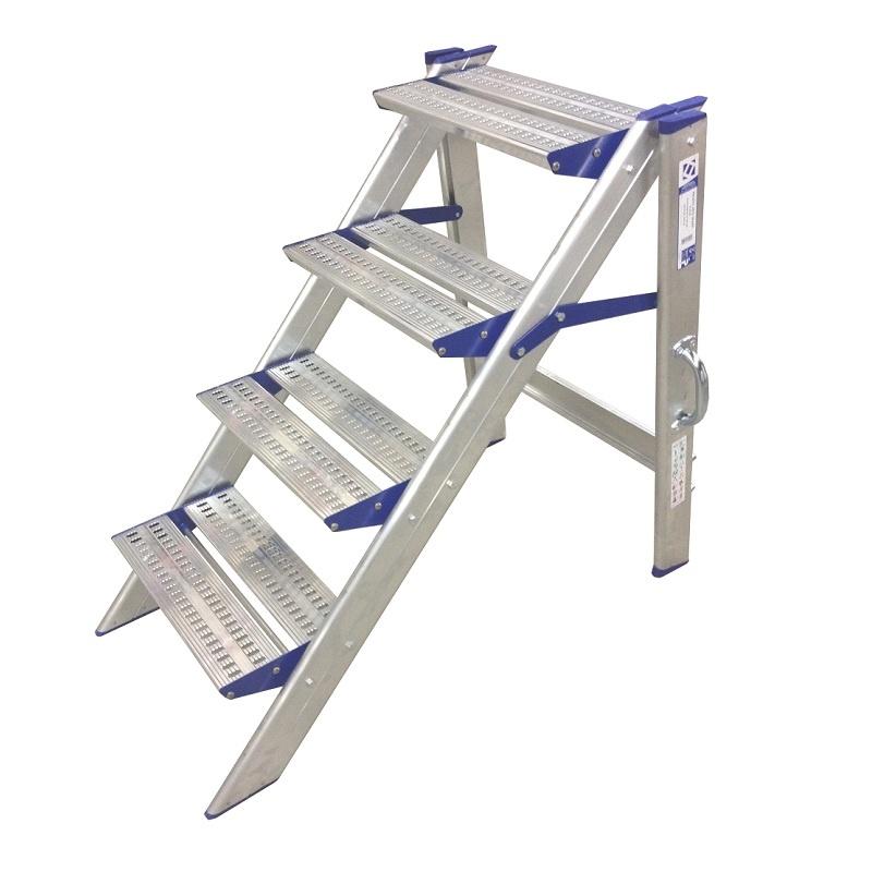 Little Jumbo Klapptreppe Apo Jumbo 4 Stufen zusammenklappbar
