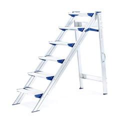 Little Jumbo Klapptreppe Apo Jumbo 6 Stufen zusammenklappbar