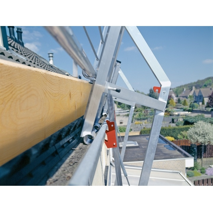 Roof Safety Systems RSS valbeveiliging 30 meter + transportframe