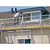 Roof Safety Systems RSS Fallschutz 6 Meter