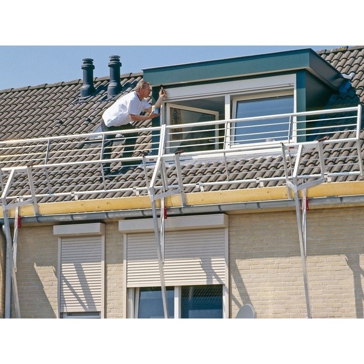 Roof Safety Systems RSS valbeveiliging 9 meter