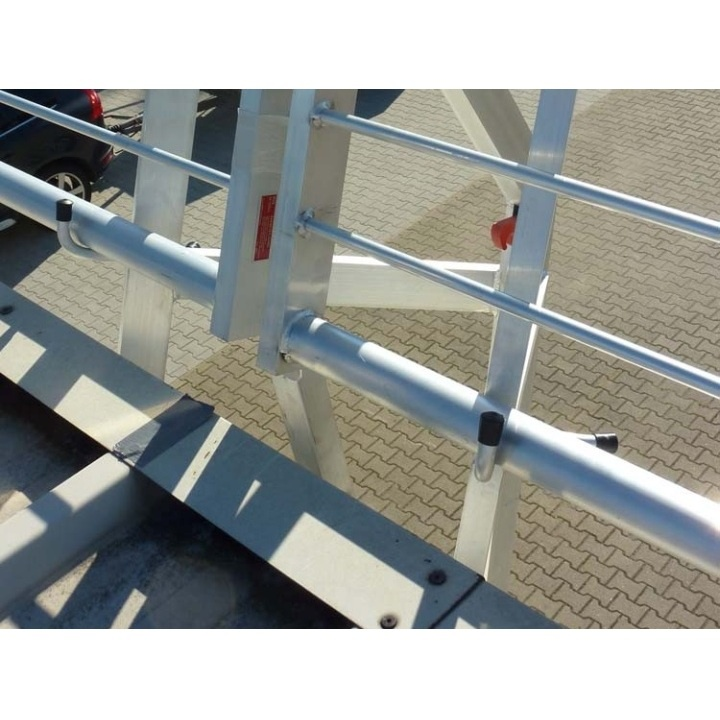 Roof Safety Systems RSS Fallschutz 12 Meter