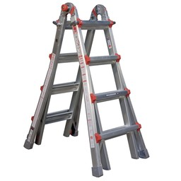 Little Giant Altrex Little Giant telescopische vouwladder 4x4