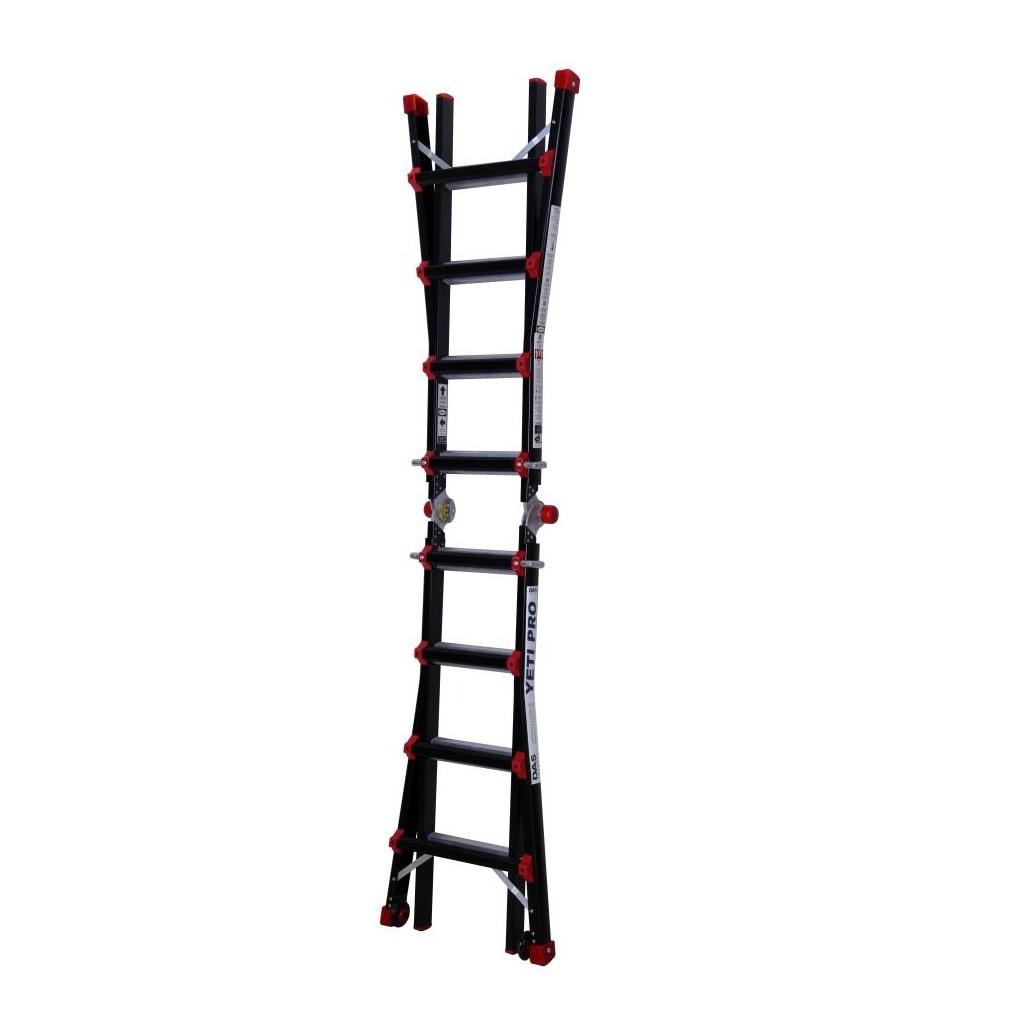 Das Ladders Yetipro - BigOne multifunctionele ladder 4x4