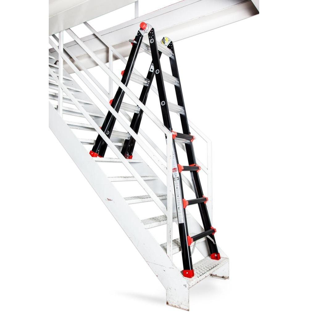 Das Ladders Yetipro - BigOne Gelenk-Teleskopleiter 4x5